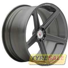 VISSOL F-505 Gloss-Graphite - Интернет магазин шин и дисков по минимальным ценам с доставкой по Украине TyreSale.com.ua