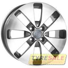 Легковой диск REPLICA A-R411 BM - Интернет магазин шин и дисков по минимальным ценам с доставкой по Украине TyreSale.com.ua