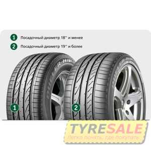 Купить Летняя шина BRIDGESTONE Dueler H/P Sport 265/45R20 104Y RUN FLAT