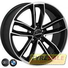 Легковой диск REPLICA BMW BK5232 MattBP - Интернет магазин шин и дисков по минимальным ценам с доставкой по Украине TyreSale.com.ua