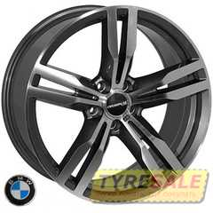 Легковой диск REPLICA BMW BK5327 GP - Интернет магазин шин и дисков по минимальным ценам с доставкой по Украине TyreSale.com.ua