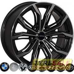 Легковой диск REPLICA BMW 2747 BF-P - Интернет магазин шин и дисков по минимальным ценам с доставкой по Украине TyreSale.com.ua