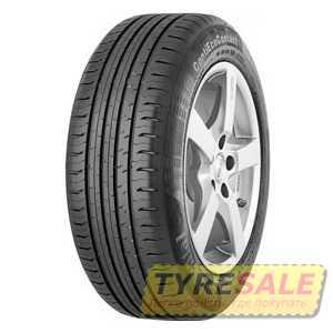 Купить Летняя шина CONTINENTAL ContiEcoContact 5 215/55R18 99V