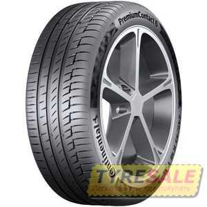 Купить Летняя шина CONTINENTAL PremiumContact 6 225/55R19 99V