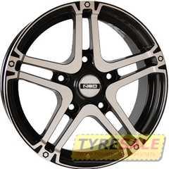 Легковой диск TECHLINE 668 BD - Интернет магазин шин и дисков по минимальным ценам с доставкой по Украине TyreSale.com.ua