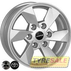 Купить Легковой диск REPLICA MITSUBISHI 7756 SL R16 W7 PCD6x139.7 ET38 DIA67.1