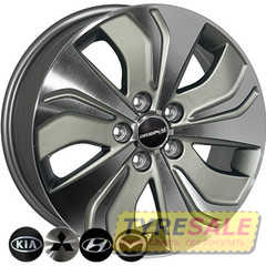 Легковой диск ZF TL5037 GMF - Интернет магазин шин и дисков по минимальным ценам с доставкой по Украине TyreSale.com.ua