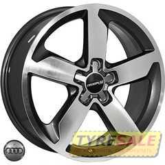Легковой диск ZF TL5829ND GMF - Интернет магазин шин и дисков по минимальным ценам с доставкой по Украине TyreSale.com.ua