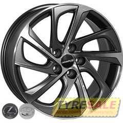 Легковой диск ZW 7749 MK-P - Интернет магазин шин и дисков по минимальным ценам с доставкой по Украине TyreSale.com.ua