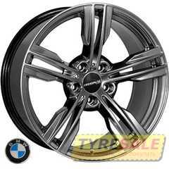 Легковой диск REPLICA BMW FR763 HB - Интернет магазин шин и дисков по минимальным ценам с доставкой по Украине TyreSale.com.ua