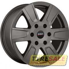 Легковой диск DISLA Cyclone 722 GM - Интернет магазин шин и дисков по минимальным ценам с доставкой по Украине TyreSale.com.ua