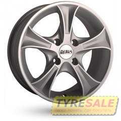Купить Легковой диск DISLA Luxury 306 SD R13 W5.5 PCD4x98 ET30 DIA67.1