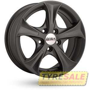 Купить DISLA Luxury 506 GM R15 W6.5 PCD4x100 ET35 DIA67.1