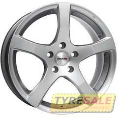 MAK Rebel Silver - Интернет магазин шин и дисков по минимальным ценам с доставкой по Украине TyreSale.com.ua