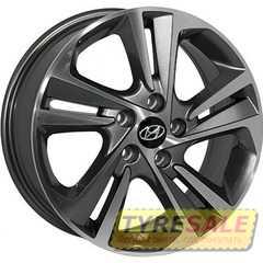 Легковой диск ZF 5258 GMF - Интернет магазин шин и дисков по минимальным ценам с доставкой по Украине TyreSale.com.ua