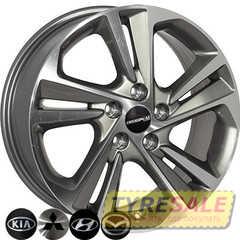Легковой диск ZF TL0422 GMF - Интернет магазин шин и дисков по минимальным ценам с доставкой по Украине TyreSale.com.ua