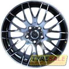 Купить Легковой диск MARCELLO MR-10 AM/B R17 W8 PCD5x114.3 ET38 DIA67.1