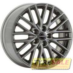Легковой диск BORBET BS5 Metal Grey - Интернет магазин шин и дисков по минимальным ценам с доставкой по Украине TyreSale.com.ua