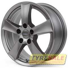 Легковой диск DEZENT TX Matt Graphite - Интернет магазин шин и дисков по минимальным ценам с доставкой по Украине TyreSale.com.ua