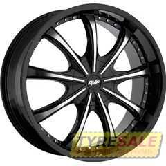 Легковой диск MKW A-605 AM/B - Интернет магазин шин и дисков по минимальным ценам с доставкой по Украине TyreSale.com.ua