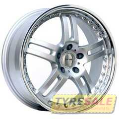 Легковой диск MKW D-25 AM/S - Интернет магазин шин и дисков по минимальным ценам с доставкой по Украине TyreSale.com.ua