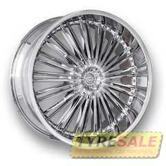 Легковой диск MKW MK-F34 (Forged) Chrome - Интернет магазин шин и дисков по минимальным ценам с доставкой по Украине TyreSale.com.ua