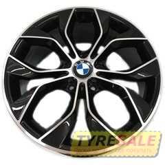 Легковой диск REPLAY B182 BKF - Интернет магазин шин и дисков по минимальным ценам с доставкой по Украине TyreSale.com.ua