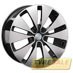 Легковой диск REPLICA A-409 BF - Интернет магазин шин и дисков по минимальным ценам с доставкой по Украине TyreSale.com.ua