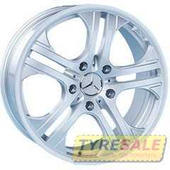 Легковой диск REPLICA A-R393 S - Интернет магазин шин и дисков по минимальным ценам с доставкой по Украине TyreSale.com.ua