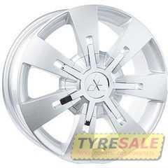 Легковой диск REPLICA A-R582 S - Интернет магазин шин и дисков по минимальным ценам с доставкой по Украине TyreSale.com.ua