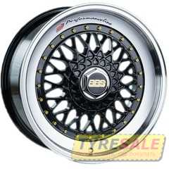 Легковой диск JH MESH BM - Интернет магазин шин и дисков по минимальным ценам с доставкой по Украине TyreSale.com.ua