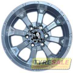 Легковой диск MKW MK-46 Silver - Интернет магазин шин и дисков по минимальным ценам с доставкой по Украине TyreSale.com.ua