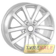 Легковой диск REPLICA JT-1221 S - Интернет магазин шин и дисков по минимальным ценам с доставкой по Украине TyreSale.com.ua