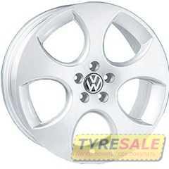 Купить Легковой диск REPLICA A-R163 S R17 W7 PCD5x100 ET40 DIA57.1
