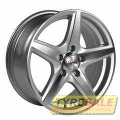 Легковой диск REPLICA JH 1457 Silver - Интернет магазин шин и дисков по минимальным ценам с доставкой по Украине TyreSale.com.ua