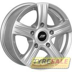 Легковой диск ZW 7330 S - Интернет магазин шин и дисков по минимальным ценам с доставкой по Украине TyreSale.com.ua