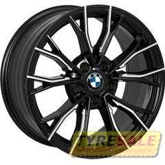 Легковой диск REPLICA BMW QC1197 BMFML - Интернет магазин шин и дисков по минимальным ценам с доставкой по Украине TyreSale.com.ua