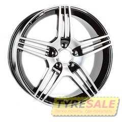 Легковой диск REPLICA JT-1228 BM - Интернет магазин шин и дисков по минимальным ценам с доставкой по Украине TyreSale.com.ua