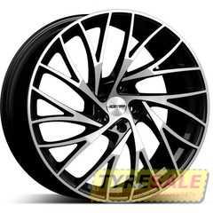 Легковой диск GMP Italia ENIGMA POL/BLK - Интернет магазин шин и дисков по минимальным ценам с доставкой по Украине TyreSale.com.ua
