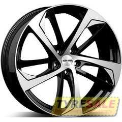 Легковой диск GMP Italia KATANA POL/BLK - Интернет магазин шин и дисков по минимальным ценам с доставкой по Украине TyreSale.com.ua
