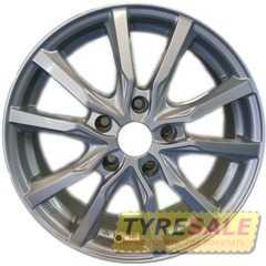 Легковой диск REPLICA JT-1595 S - Интернет магазин шин и дисков по минимальным ценам с доставкой по Украине TyreSale.com.ua