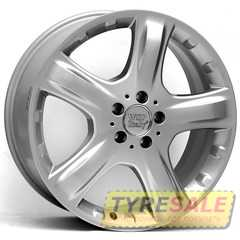 Купить Легковой диск WSP ITALY Mosca W737 SILVER R17 W8 PCD5x112 ET57 DIA66.6