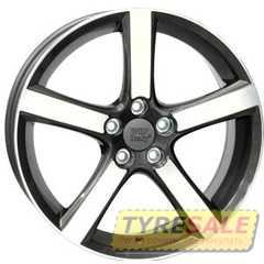 Легковой диск WSP ITALY W1257 NORD ANTHRACITE POLISHED - Интернет магазин шин и дисков по минимальным ценам с доставкой по Украине TyreSale.com.ua