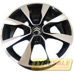 Купить Легковой диск REPLAY Ci56 BKF R15 W6 PCD4x108 ET23 DIA65.1