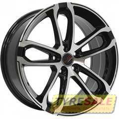 Легковой диск REPLICA LegeArtis A518 BKF - Интернет магазин шин и дисков по минимальным ценам с доставкой по Украине TyreSale.com.ua