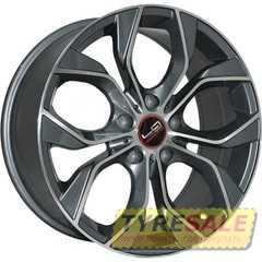 Легковой диск REPLICA LegeArtis B182 GMF - Интернет магазин шин и дисков по минимальным ценам с доставкой по Украине TyreSale.com.ua