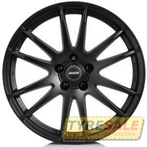Купить Легковой диск ALUTEC MONSTR Racing Black R18 W7.5 PCD5x100 ET40 DIA63.3