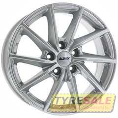 Купить ALUTEC Singa Polar Silber R16 W6.5 PCD5x105 ET41 DIA56.6