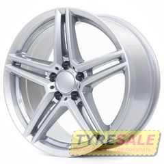 Легковой диск RIAL M10 Polar Silver - Интернет магазин шин и дисков по минимальным ценам с доставкой по Украине TyreSale.com.ua
