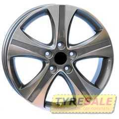 Легковой диск RZT Wheels 52203 MG - Интернет магазин шин и дисков по минимальным ценам с доставкой по Украине TyreSale.com.ua
